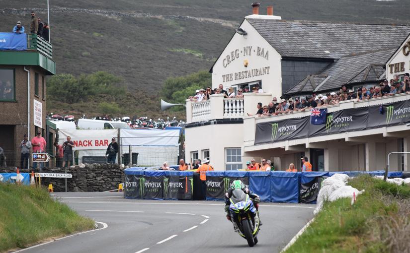 2018年 マン島TTレース観戦ツアー 9日間