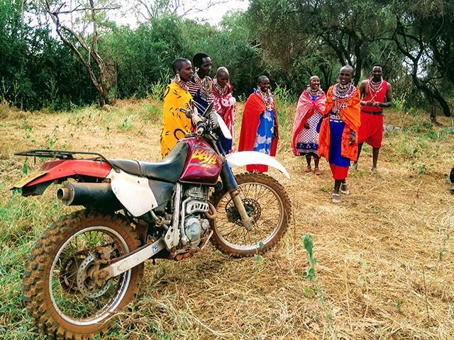 ケニア オフロード9日間 添乗レポート(その1)