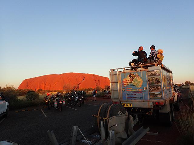 オーストラリア シンプソン砂漠横断 添乗レポート(最終回)