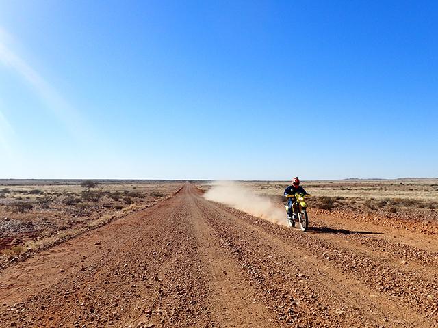 オーストラリア シンプソン砂漠横断 添乗レポート(その3)