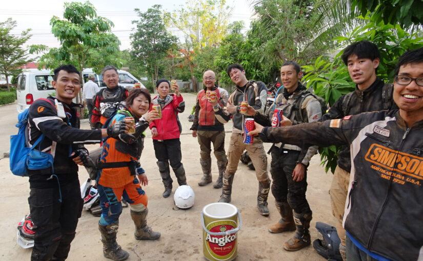 カンボジア メコン川とアンコール・ワット オフロード 6日間 添乗レポート(後編)