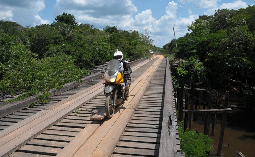 いつかは走ってみたい『世界のあの道この道』第8回アマゾン縦断道BR319
