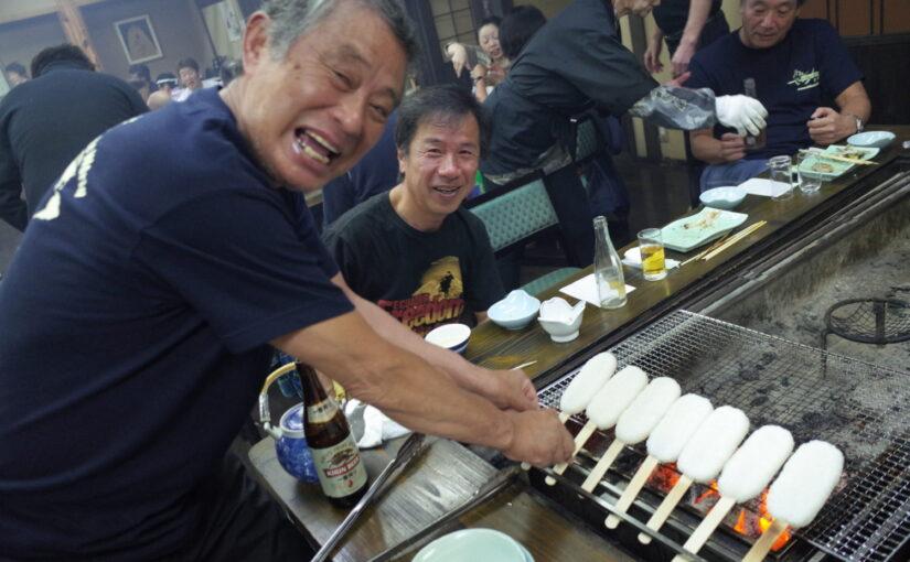 10/13(土)-14(日)道祖神創立40周年記念 懇親会ツーリング