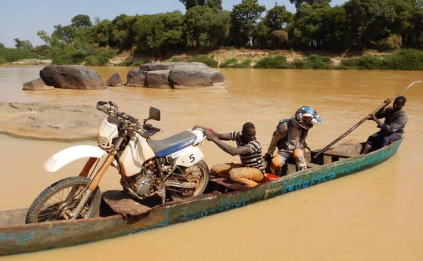 西アフリカ7ヵ国横断40日間ツアー 途中報告