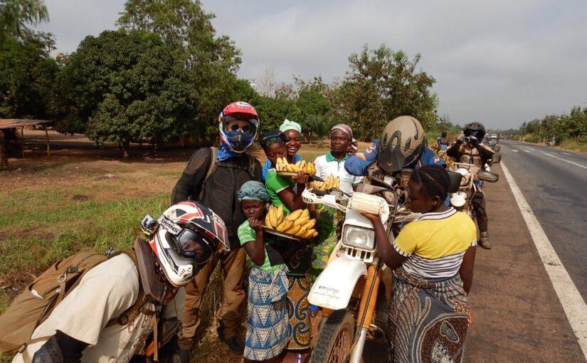 西アフリカ7ヵ国横断 40日間ツアー @ベナン~トーゴ