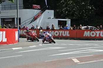 イギリス 2020年 マン島TTレース観戦ツアー 9日間